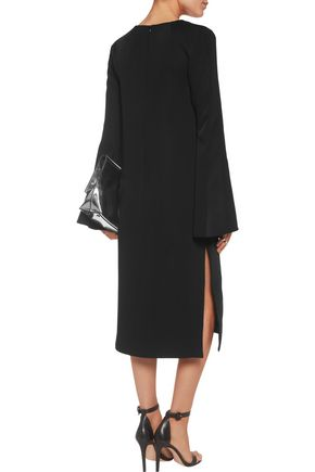 ELLERY Chapron crepe dress