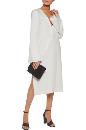 •ELLERY• Chapron crepe dress