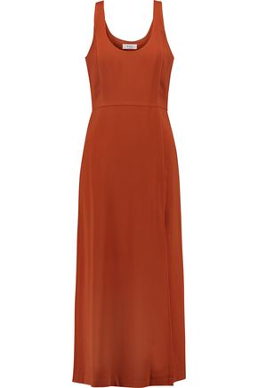 A.L.C. Leesa crepe dress
