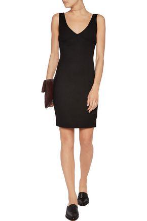 L'AGENCE Jennifer stretch-jersey mini dress
