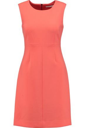 DIANE VON FURSTENBERG Carrie stretch-crepe dress