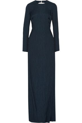 JASON WU Open-back cloqué gown