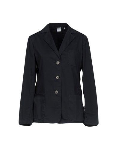 Фото - Женский пиджак ASPESI темно-синего цвета