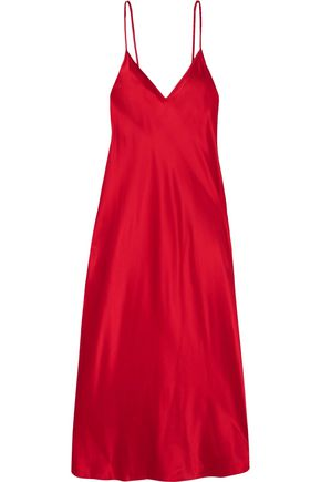 ELLERY Technopriest silk slip dress
