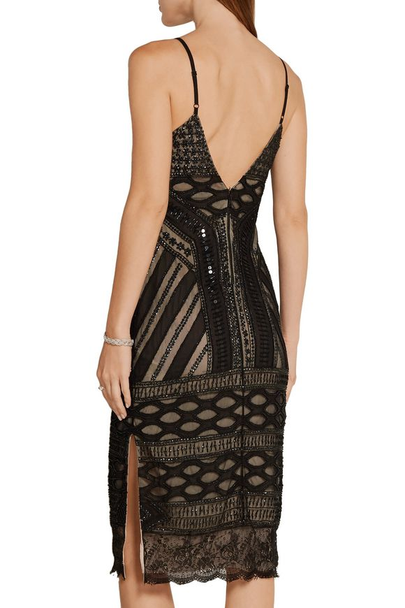 Silvia embellished tulle dress   ALICE+OLIVIA   Sale up to 70% off   THE  OUTNET