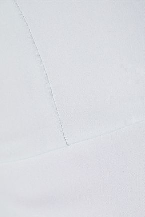 IRIS AND INK Crepe de chine maxi dress