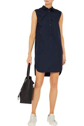 IRIS AND INK Cotton mini dress