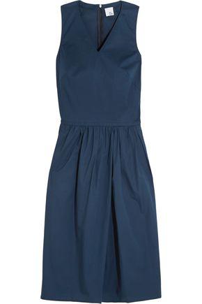 IRIS & INK Leandra poplin dress