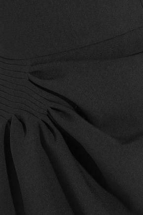 J.W.ANDERSON One-shoulder draped crepe dress