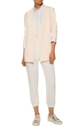 T by ALEXANDER WANG Crepe blazer