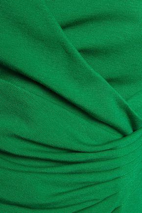 DIANE VON FURSTENBERG Layne stretch-crepe dress