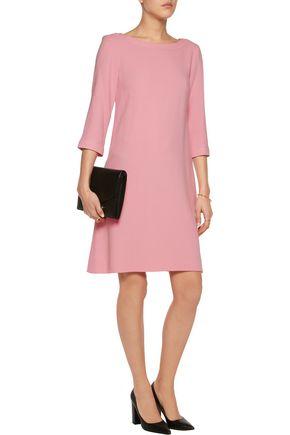 GOAT Madeleine wool-crepe dress