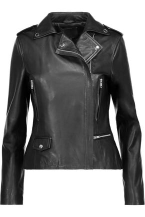 MUUBAA Vila leather biker jacket