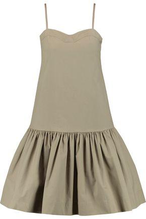 MARC BY MARC JACOBS Cotton-blend mini dress