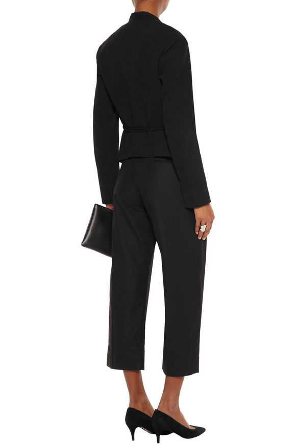 Falco linen-blend wrap jacket | ISABEL MARANT | Sale up to 70% off | THE  OUTNET