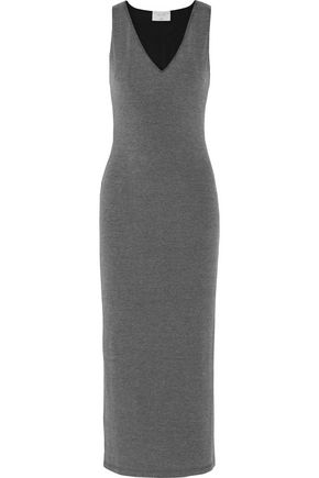 ALICE + OLIVIA Doreena stretch-jersey midi dress