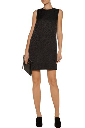 THEORY Adraya jacquard mini dress
