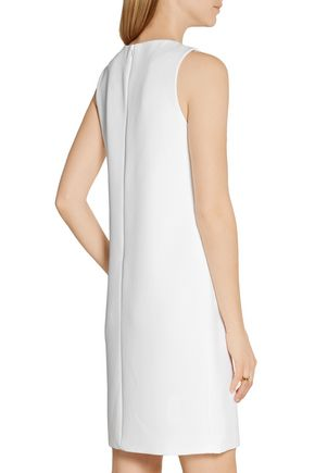 MICHAEL MICHAEL KORS Embellished stretch-crepe dress