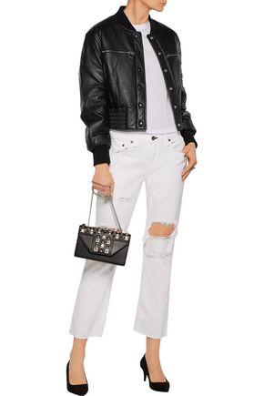IRO Colombe leather jacket