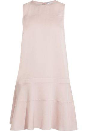 TANYA TAYLOR Adalia crepe mini dress