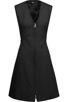 THEORY Emna Kingston stretch-wool dress