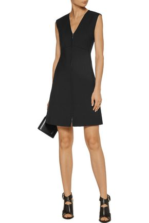THEORY Emna Kingston stretch-wool dress