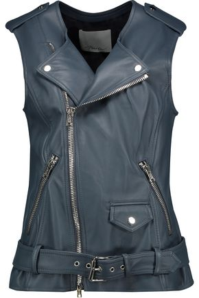 3.1 PHILLIP LIM Leather vest