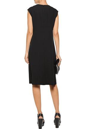 SONIA RYKIEL Lace-up crepe mini dress