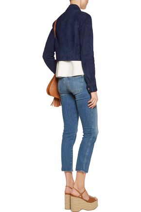 MICHAEL KORS COLLECTION Suede jacket