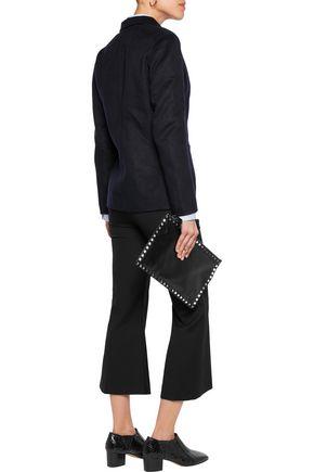SANDRO Vania wool-blend jacket