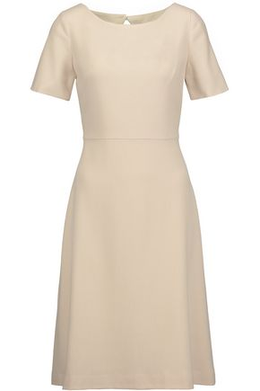 GOAT Virtue wool-crepe dress
