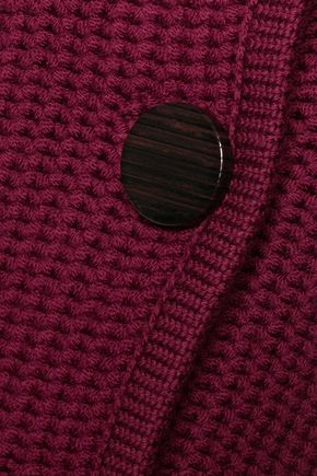 GOAT LIBRARY Charlie chunky-knit merino wool jacket