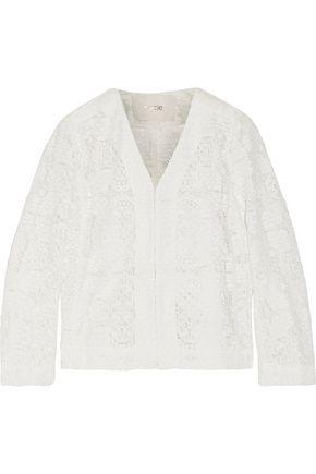 MAJE Imani lace jacket
