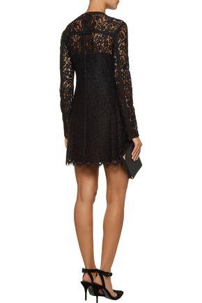 Rachel Zoe Jenette Lace Mini Dress