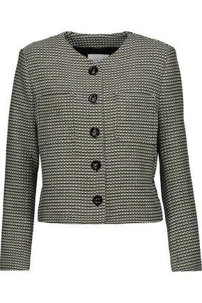 SANDRO Paris Vilany bouclé jacket