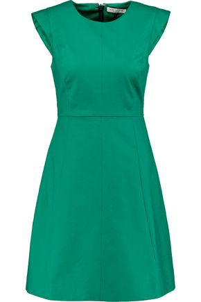 HALSTON HERITAGE Halston cotton-blend dress