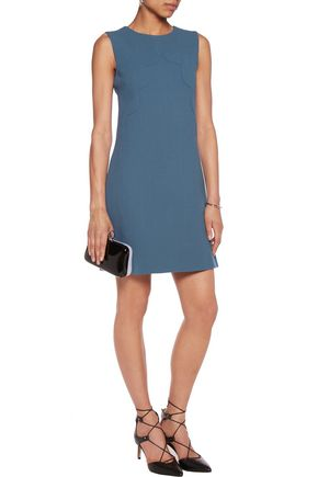 GOAT Neve wool-crepe mini dress
