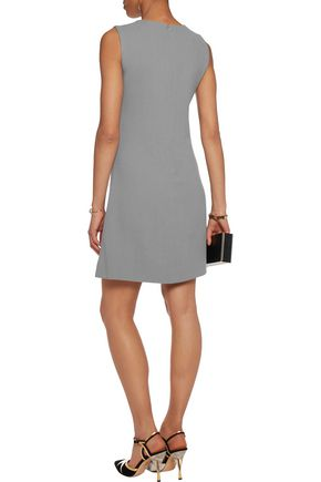 GOAT Neve wool-crepe mini dress