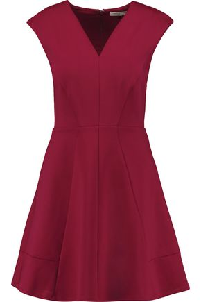 HALSTON HERITAGE Jersey mini dress