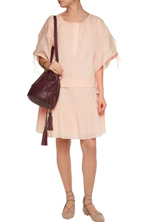 SEE BY CHLOÉ Cotton-poplin dress