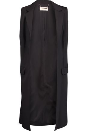MICHAEL MICHAEL KORS Stretch-wool crepe vest