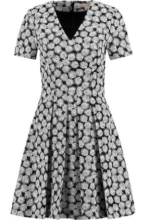 MICHAEL MICHAEL KORS Jacquard mini dress