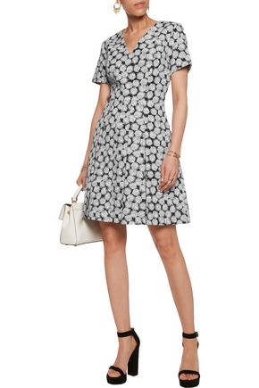 ... MICHAEL MICHAEL KORS Jacquard mini dress ...