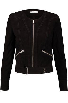 IRO Tatiana suede jacket