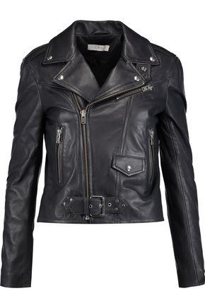IRO Wendy leather biker jacket