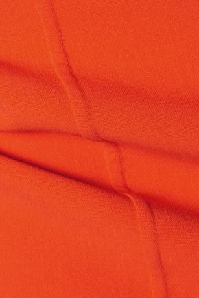 MICHAEL KORS COLLECTION Stretch-wool cutout dress