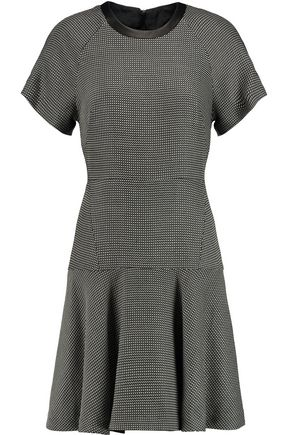 RAG & BONE Watson knitted wool-blend mini dress