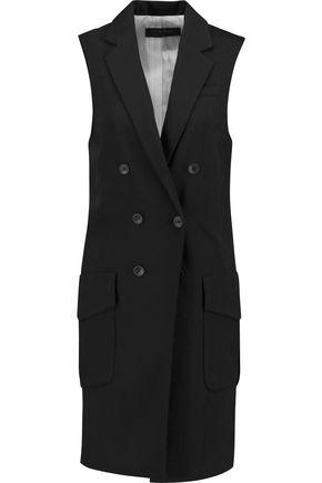 RAG & BONE Violet crepe vest