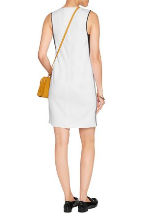 RAG & BONE Clementine crepe mini dress