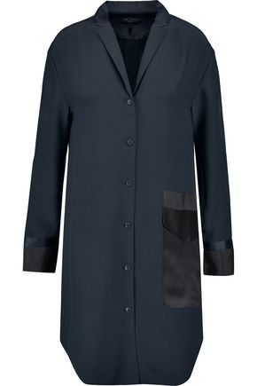 RAG & BONE Ava silk shirt dress
